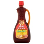 Aunt Jemima Original Butter Rich Pancake Syrup Large 1pt.8oz -710ml